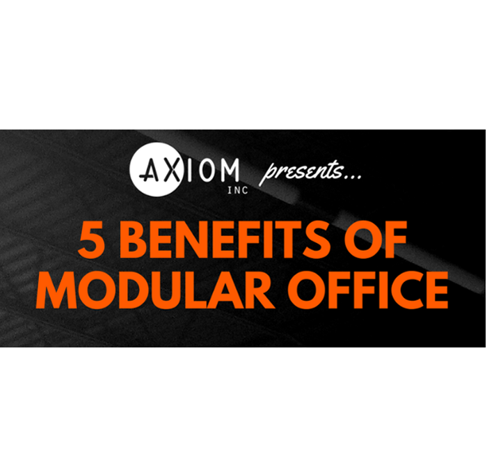 5 Benefits of Modular Office