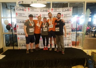 Fight for Air Climb 2018