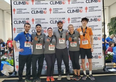 Fight for Air Climb 2020