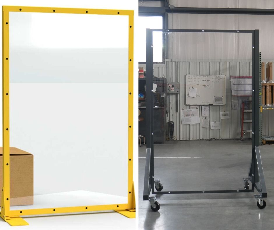 Industrial Partitions and Dividers