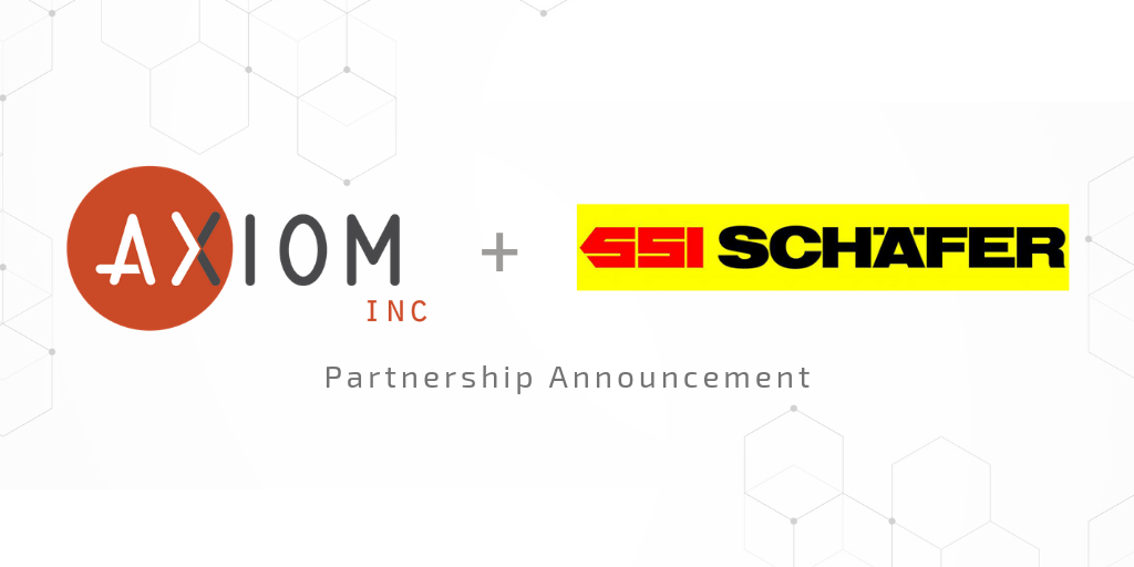 Axiom, Inc. Partners with Global Material Handling Leader, SSI Schaefer