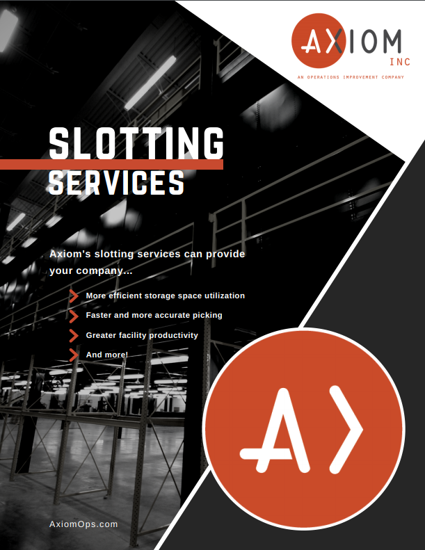 Slotting Services PDF