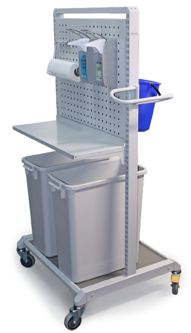 Disinfection Cart