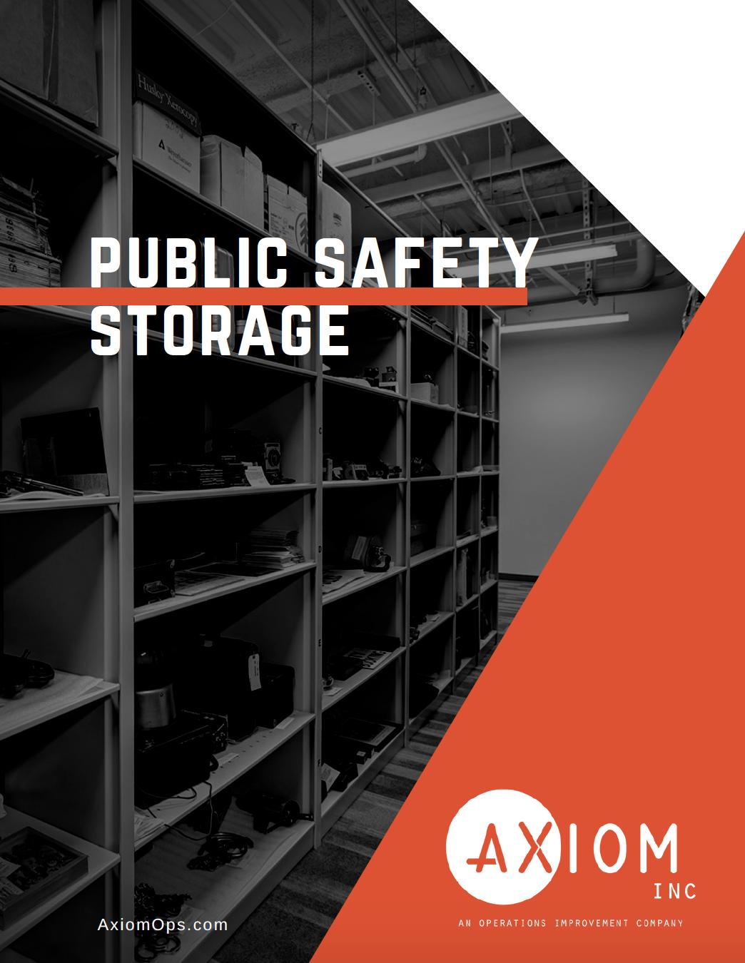 Public Safety Storage PDF
