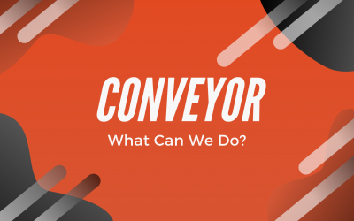 Conveyor — What Can We Do?