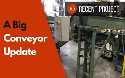 A Big Conveyor Update [Recent Project]