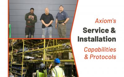 Capabilities & Protocols of Service & Installation